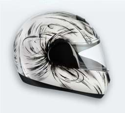 Bild von Integralhelm Airoh Speed Fire Blow