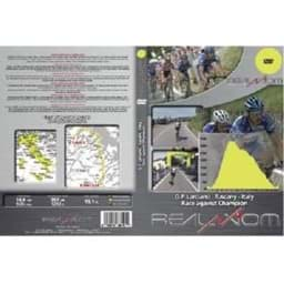 "Bild von DVD-Radstrecke GP Larciano 2005"" zu  Hometrainer Elite Real Axiom/Real Power"""